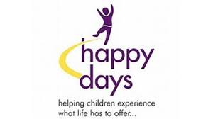 Happy Days Charity Logo