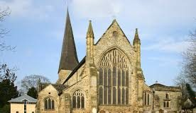 photo of a large impressive church building