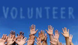 hands volunteering Photo