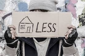 image of a home with the word 'less'