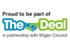 image of the logo for The Deal for Communities /investment Fund