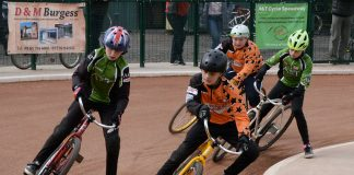 Cycle Speedway Photo