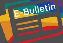 image of e bulletin