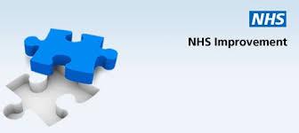 NHS logo for health improvement