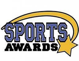 cartoon image saying sports awards