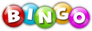 image of bingo balls