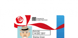 image of a GMPT bus pass