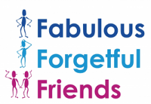 fabulous forgetful friends poster