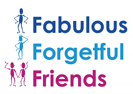 image of words 'fabulous' forgetful friends'