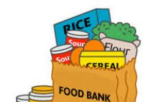 image of parcels of food