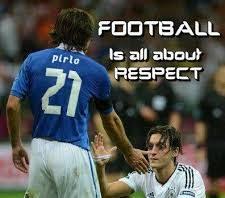 respectin football