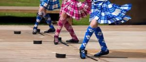 image of Scottish dancers