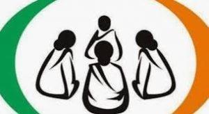 ladies sat in a circle