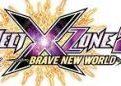 X zone logo