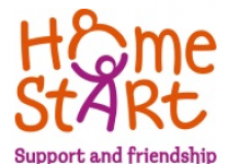 logo for homestart manchester