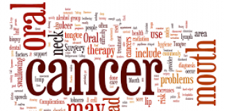 lots of different words relating to cancer