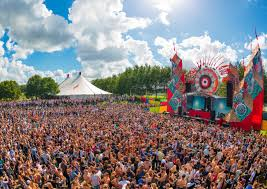 image of lots of people at a festival