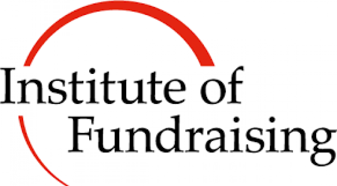 logo for institute of fundraising