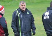 photo of Wigan coach Shaun Wayne