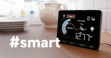 image of a smart energy meter