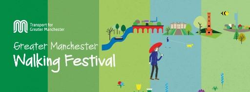 logo for the walking festival
