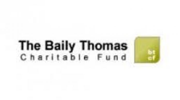 Baily Thomas Charitable Fund Logo