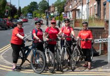image of Breeze Ladies Wigan. Cycling Week.