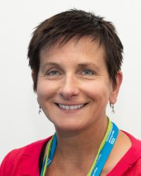 Photo of Donna Hal CEO Wigan Council