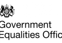 Governments Equalities Office Logo