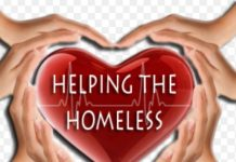 Helping the Homeless Logo