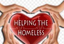 Helping the Homeless Logo