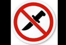 Knife Crime Logo