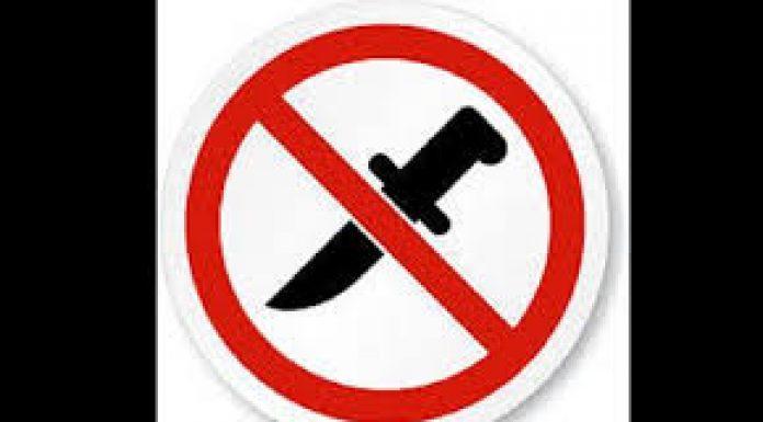 Knife Crime Logo