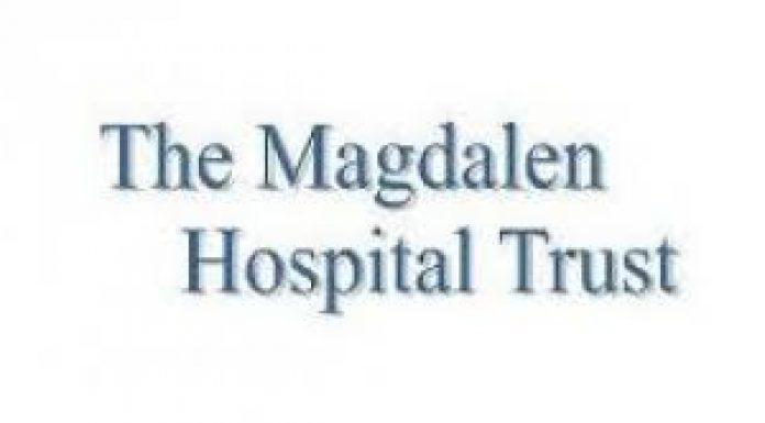 Magdelen Hospital Trust Logo