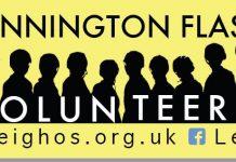 Pennington Flash Volunteers Logo