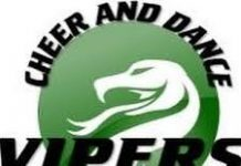 Wigan Vipers Logo