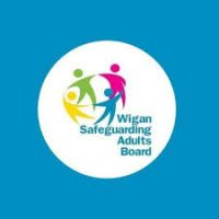 wigan safeguarding logo