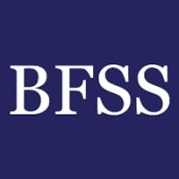 dark blue logo for BFSS