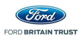 Ford Britain Trust Logo