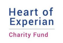 Heart of Experian Charity Fund Logo