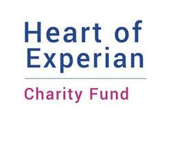 Heart of Experian Charity Fund Logo