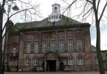 Leigh Town Hall Photo
