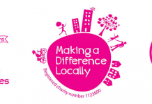 Making A Difference Locally Logo