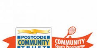 Postcode Community Trust – Community Sports Logo