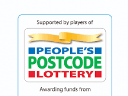 logo for Peoples Post Code lottery