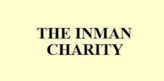 The Inman Charity Logo