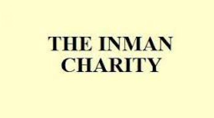 The Inman Charity Logo