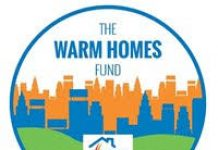 logo for Warm Homes Fund