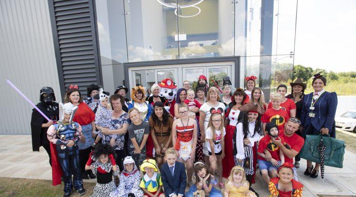 Wigan Council CIC Awards at the Edge Photo