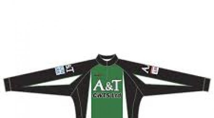 image of green and black kit
